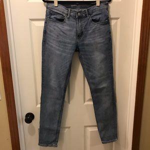 Old navy skinny jeans 31x32
